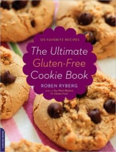 cover image of Ultimate Gluten-Free Cookie Book