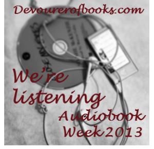 Audiobook Week badge image