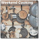 Artisanal Gluten-Free Cooking by Kelli and Peter Bronski  #weekendcooking @BethFishReads
