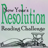 New Year's Reading Resolution Badge