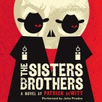 The Sisters Brothers cover image of audiobook