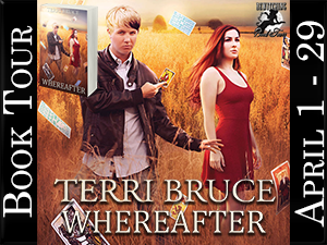 Whereafter Tour Button April 1 through 29